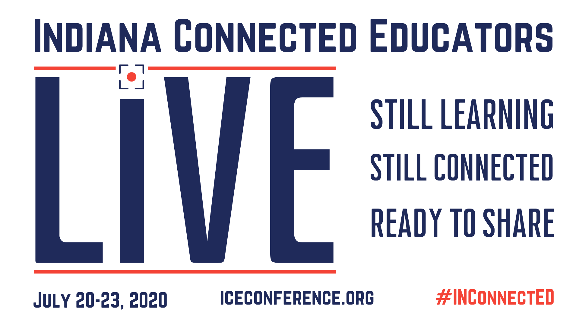 Indiana Connected Educators LiVE